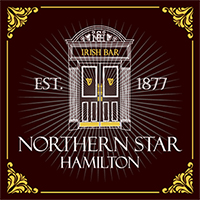 The Northern Star Hotel Hamilton Logo