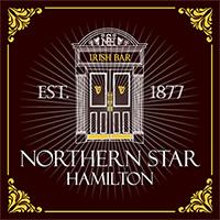 The Northern Star Hotel Hamilton Logo
